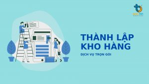 THANH LAP KHO HANG