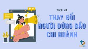 DV Thay doi nguoi dung dau chi nhanh