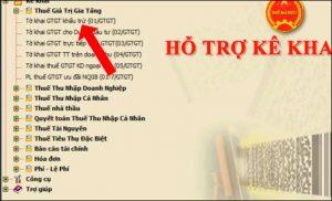 HTKK sua loi go tieng Viet to ke khai