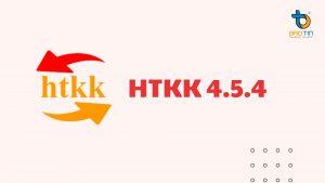 Phan mem HTKK moi nhat cua Tong Cuc Thue HTKK 4.5.4 cap nhat ngay 19 03 2021.