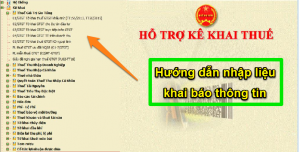 huong dan nhap lieu khai bao thong tin doanh nghiep tren httk