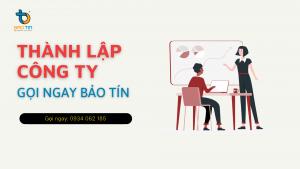 Tu van thanh lap doanh nghiep tai Ho Chi Minh